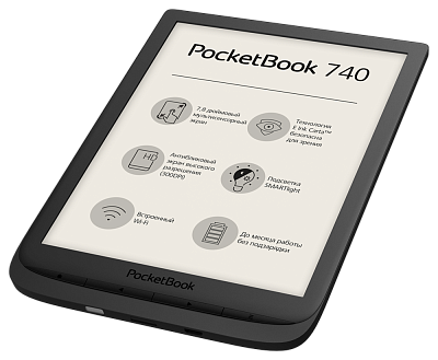 PocketBook 740 Черный