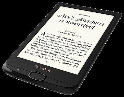 PocketBook 616 Черный