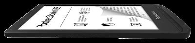 PocketBook 628 Чёрный